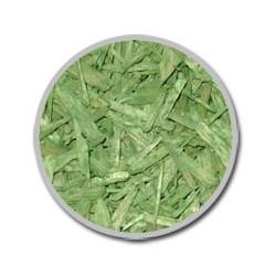 Paillage - Pallis 100 % NATUREL de bois coloré en vert