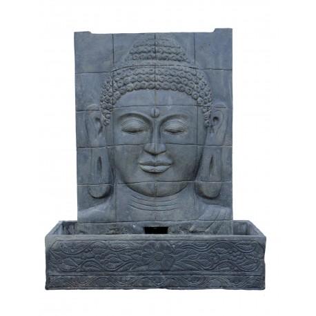Fontaine Tête de Budha